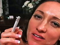 she doesnt rush as she lights her cigarette, and blows smoke all over your erect cock. Her hot mouth fogs with cigarette smoke as she gives you a mind-blowing smoking hummer. Thank God for the Internet (and babes who love to smoke and give head).