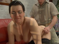 Elsa and Lucas hardcore mature video