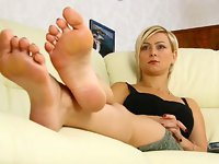 Feet deserving perfect service