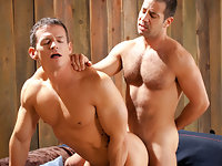 Cavin Knight and Sean Stavos in Live Sex:All Access