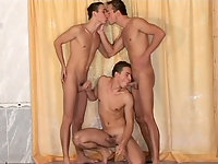 Tom Hawai, Lucky Taylor  and  Richi Rich