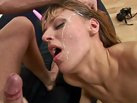 Cum On My Face #07