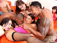 Cream Pie Orgy part13