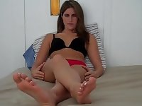 Sit on your hands while I fuck my boyfriend